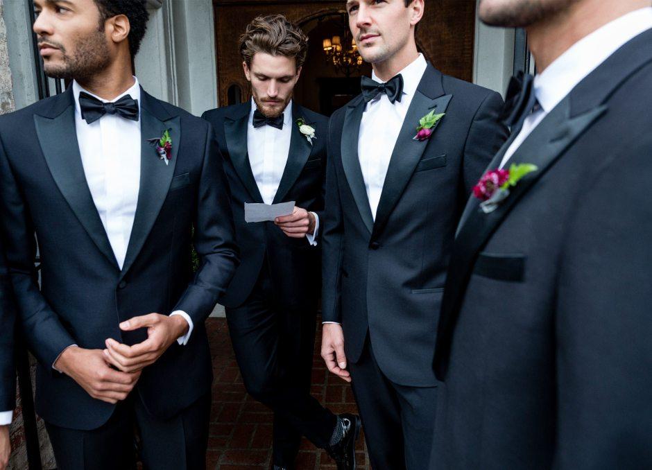 76acec6fba Você deve usar um laço ou gravata