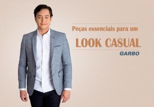 Peças essenciais para um look casual